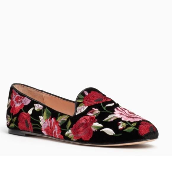 3cdf862bc85b kate spade Shoes - • 1 HOUR SALE• Kate Spade Swinton Floral Flats